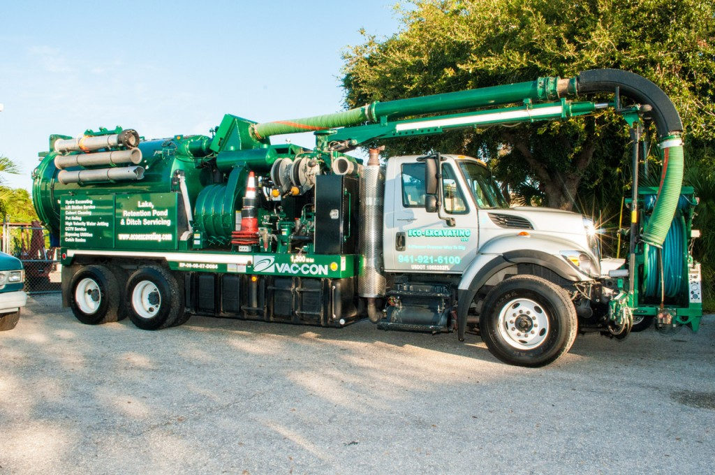 Fl Vacuum Truck Service Florida Sewer Cleaning Lido